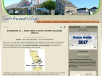 site pour la ville Saint-Amand-Villages